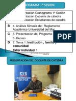 1. e.diferencial Cronograma y Programa 1a Sesion (1)