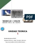 SOLDADURA  ELECTRICA smaw