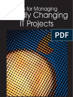 Skills for Managing Rapidly Changing IT Projects