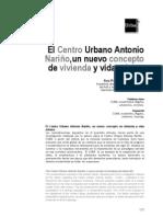 Centro Urbano Ant Narino