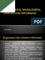 3. Organisasi Dan Manajemen