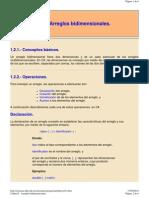 Arreglos_Bidimensionales
