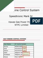 Gas Turbine Control System1 - Nema