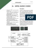 Vs1001 Mpeg Audio Codec