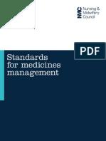 Standards for Medicines Management