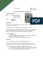 Protocolo Uso Horno Electrico