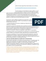 5.8.-Análisis de textos utilizando la lectura especificas relacionadas con su entorno