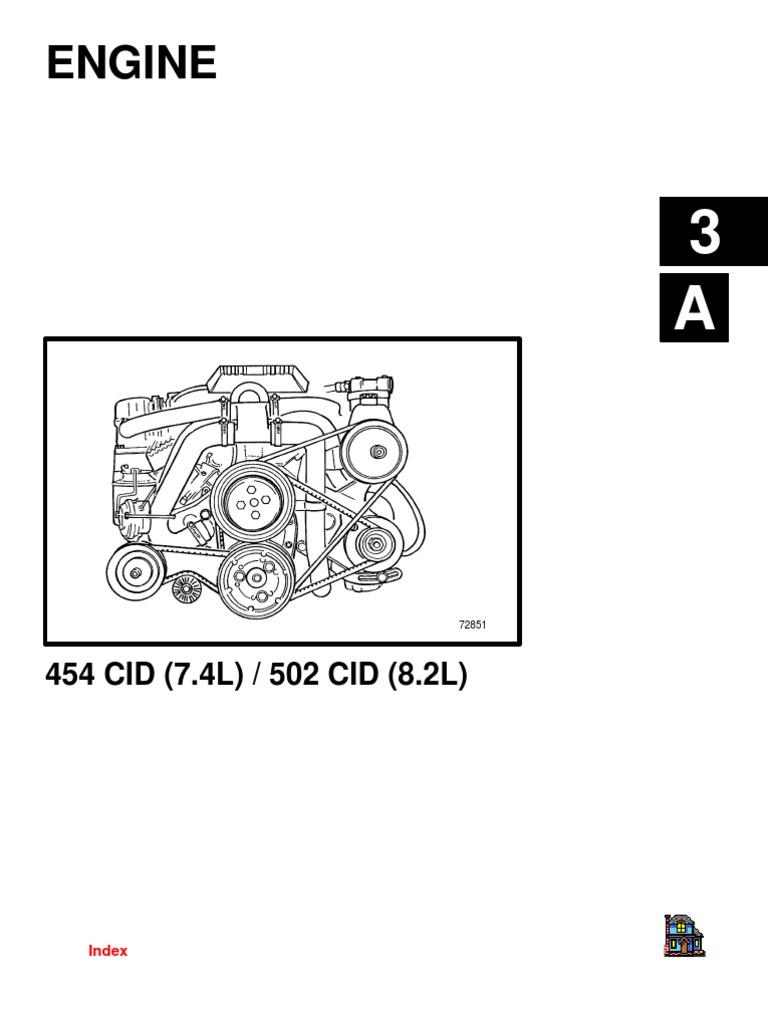 502 Engine   Internal Combustion Engine   Piston