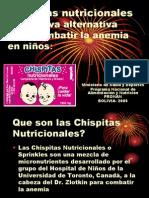 CHISPITAS - Presentacion- Ministro