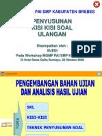 19pengembanganbahanujian-090610101506-phpapp01