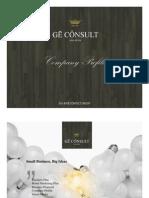 GEC Company Profile 11.1