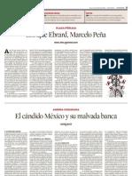 Granados - Enrique Ebrard Marcelo Pena