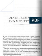 Death, Rebirth, And Meditation (Mind, Spirit, English) Ken Wilber