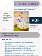 contrrol and control systems