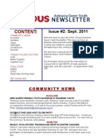 Curious Newsletter 2