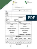 Ficha Administrativa de Control Individual