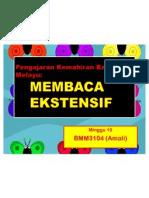pp  MEMBACA EKSTENSIF