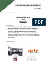 KLA_Deutsch 7a Werbung