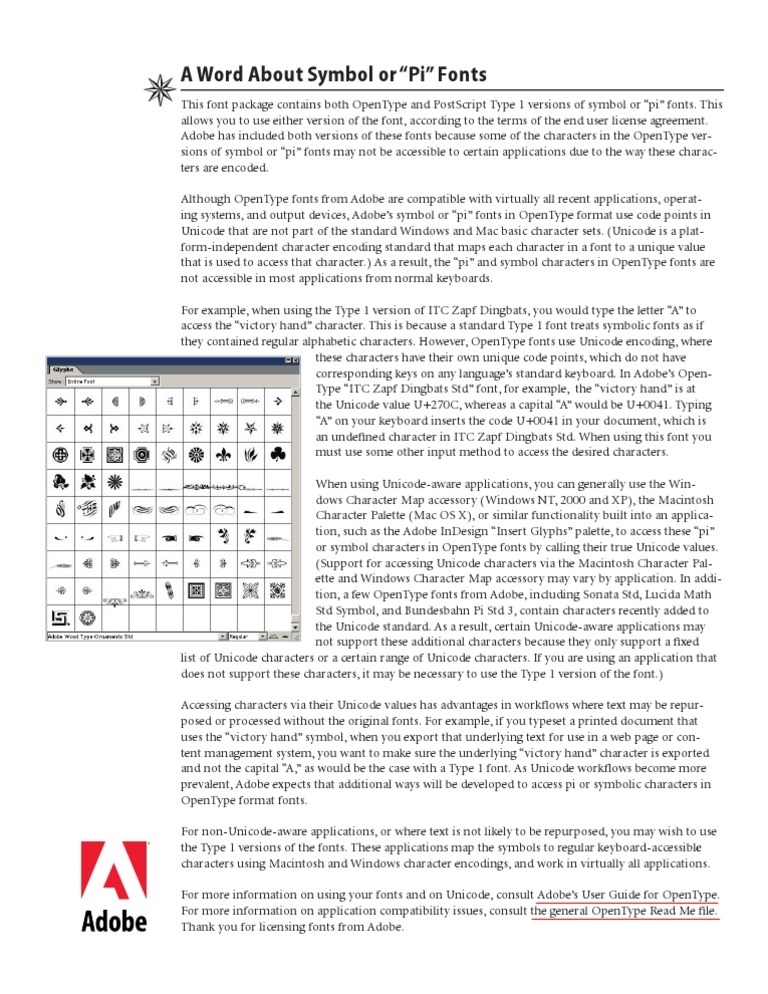 Pi Font Info Typefaces Graphic Design