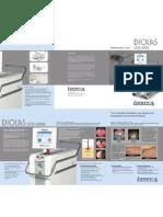 Brochure Diolas Lfd 3000