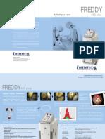 Brochure FREDDY 400 Plus