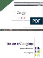 Art of Googling