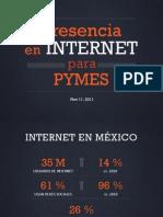 Presencia en Internet Para PyMES