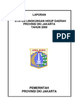 Laporan Slhd Provinsi Dki Jakarta Tahun 2009 Ok