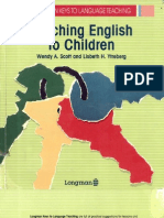 Teaching English to Children by Scott and Ytreberg