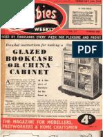 Hobbies Weekly 3043 Feb 24 1954