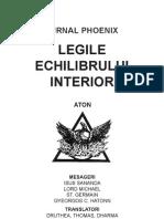 Legile Echilibrului Interior