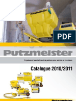 Catalogue Putzmeister