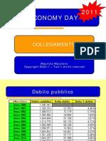 Mazziero - Blog Economy Day 2011