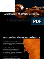 Amco Concertgebouw Brochure