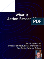 Action Research 3519