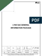 LynxSA2 - Techpack