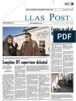 The Dallas Post 11-13-2011