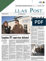 The Dallas Post 11-13-2011