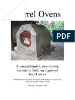 Improved Barrel Oven Manual