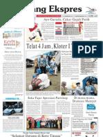 Koran Padang Ekspres   Minggu, 13 November 2011