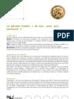 8 Genome Humain