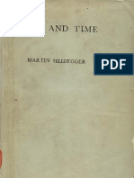 Heidegger - Being and Time 300Dpi Eng
