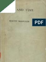 Heidegger - Being and Time 300Dpi Eng