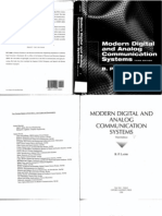 Modern Digital and Analog Communication (BP Lathi,3rd Ed)