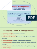 strategic management by Vimal pandey