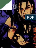 Escudo do Narrador para Vampiro a Mascara 3ªEd