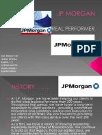 Jp Morgan Ppt