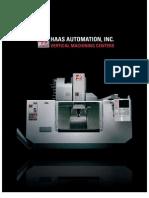 Haas Vertik Brochure