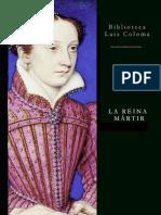 Luis Coloma - La reina mártir