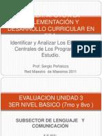 Evaluacion Unidad 3 Curso Cpip_ Lenguaje Textos Literarios y No Literarios